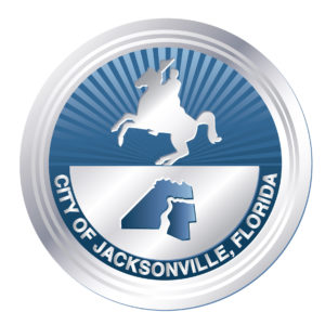 Seal of the city of Jacksonville Florida