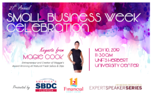 Small Business Week Celebration Header